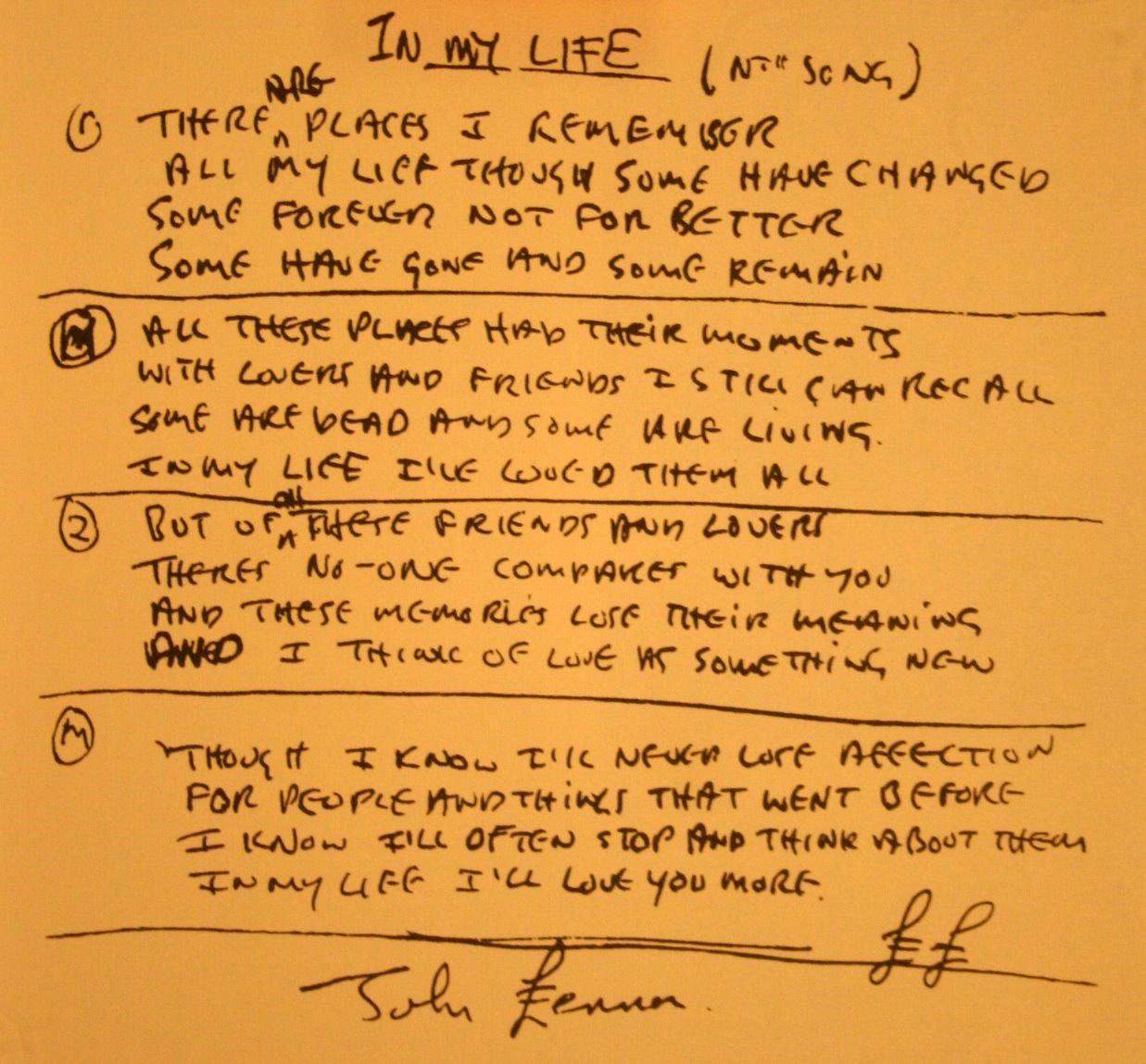 Beatles - Paperback Writer Lyrics | MetroLyrics